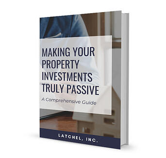 Making Property Investments Passive